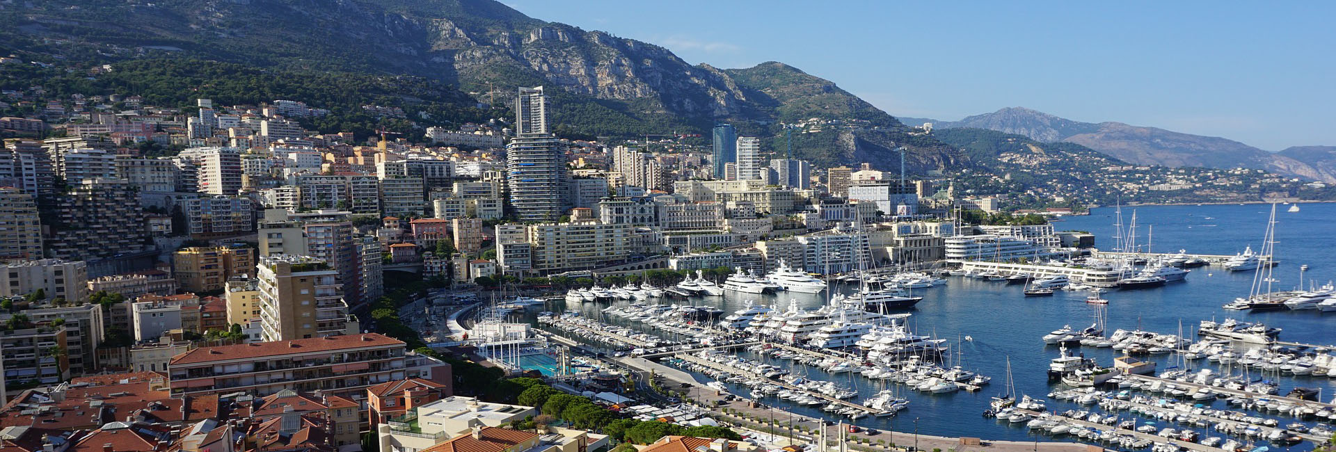 Visit Monaco and its Oceanographic Museum!